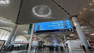 افتتاح مطار إسطنبول الجديد في بداية آذار-مارس المقبل