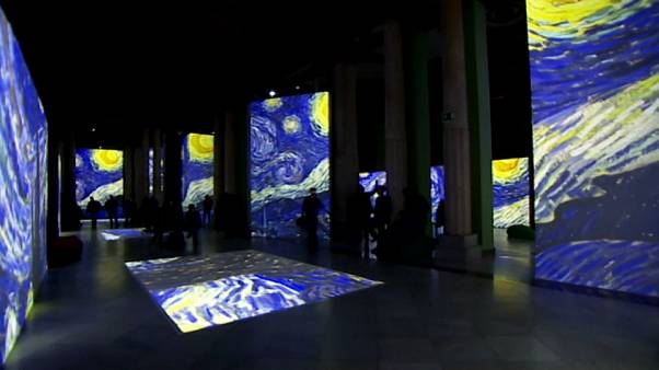 En immersion virtuelle avec Van Gogh