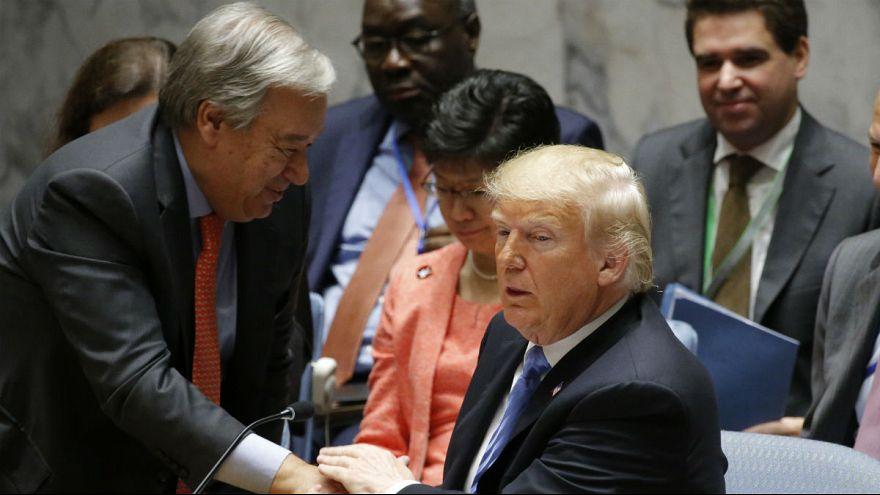 رویکرد دونالد ترامپ در قبال کارکرد محاکم بینالمللی