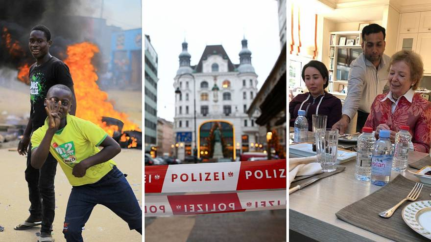 Congo expulsion; Vienna manhunt; and Dubai princess claim: Five stories to know about today
