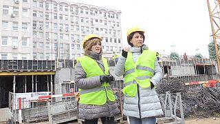 Rumänen bauen ihre Krankenhäuser selber