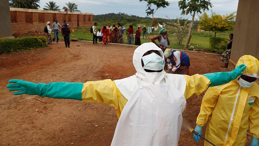 Kongo Demokratik Cumhuriyeti'nde ebola şüphelileri firar etti