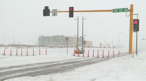 Újabb hóvihar fenyeget az Egyesült Államokban
