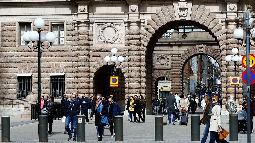 İsveç'in başkenti Stockholm