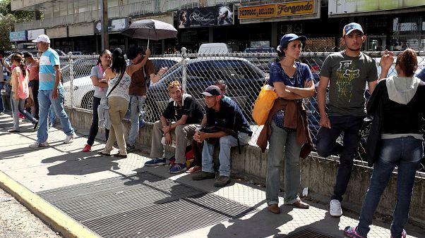 Rapor: Venezuela'da göç cinayet oranını da düşürdü