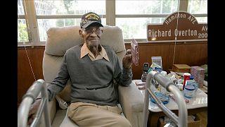 الموت يغيب أكبر محاربي الولايات المتحدة القدماء عن عمر ناهز 112 عاماَ