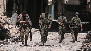 Suriye'de güvenli bölge teklifine SDG'den şartlı destek