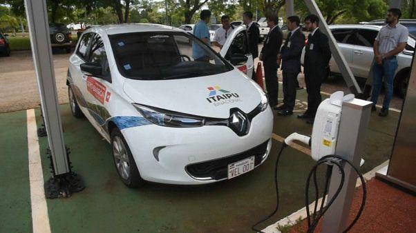 Paraguay pisa el acelerador en la 'carrera ecológica'