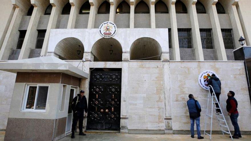 Az Egyesült Arab Emírségek újranyitotta damaszkuszi nagykövetségét