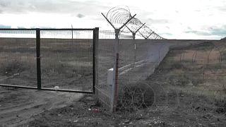 Russland baut Zaun zur Ukraine
