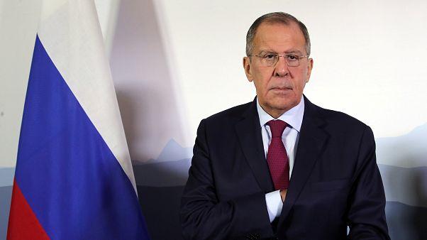 Rus Bakan Lavrov'dan Fırat'ın doğusuna operasyon açıklaması