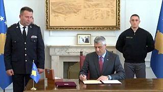 Κόσοβο: Υπεγράφη ο νόμος για τη δημιουργία τακτικού στρατού