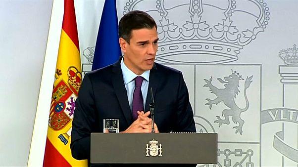 """Pedro Sánchez: """"En 7 meses hemos hecho más que el anterior Gobierno en 7 años"""""""