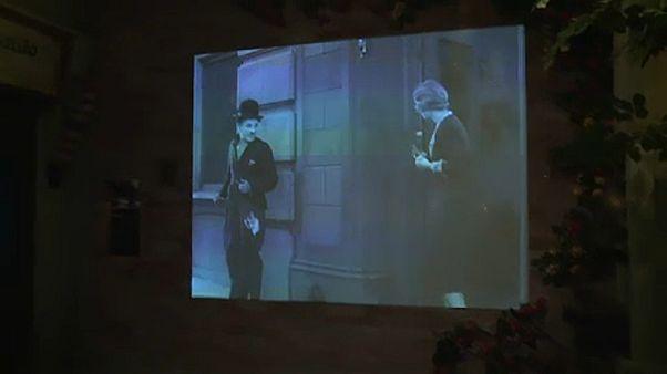 """Már százezrek látogattak el Chaplin """"svájci világába"""""""