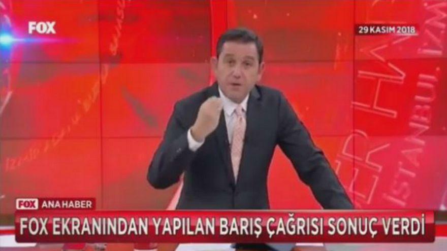 Gazeteci Portakal'a 'suç işlemeye tahrikten' soruşturma