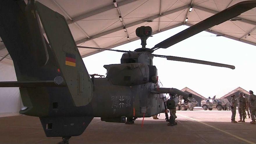 Idén is csökkent a német fegyverexport