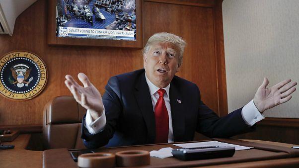 ترامپ تهدید کرد مرزهای کشورش با مکزیک را خواهد بست