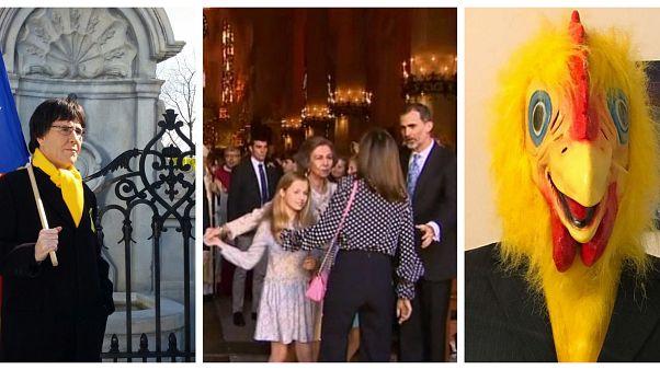 Diez noticias de Euronews que parecen inocentadas...pero no lo son