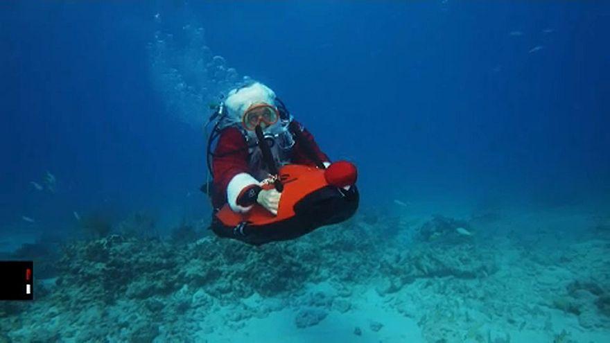 No Comment der Woche: Der Weihnachtsmann und die Katastrophen