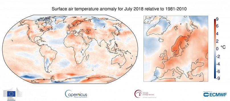 Kopernikusz Klímaváltozás-figyelő Szolgálat