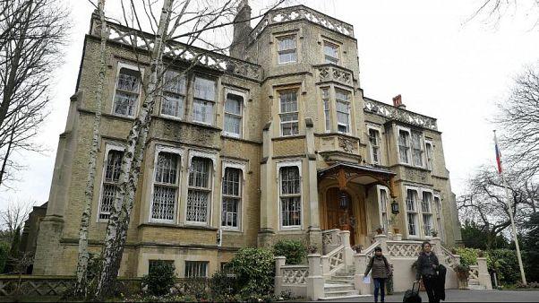 سفارت فدراسیون روسیه در لندن