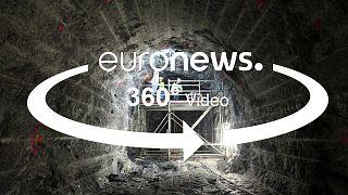 Séta Finnország épülő atomtemetőjében