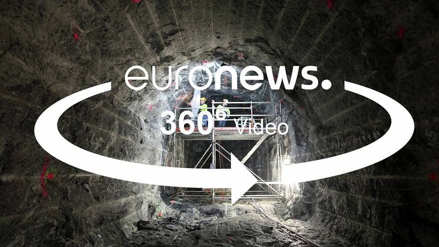 360 video: Dünyanın ilk nükleer mezarlığını keşfedin