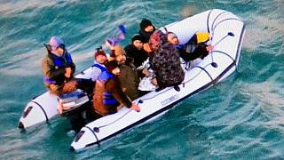 Recent migrant crossings in English Channel 'major incident,' UK Home Office says