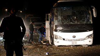 Atentado mortal contra un autobús de turistas en Egipto