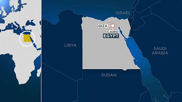 Взрыв туристического автобуса в Египте: есть жертвы