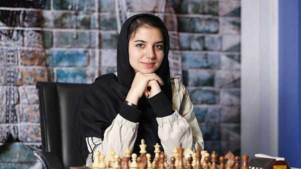 تاریخ سازی دختر شطرنج باز ایران