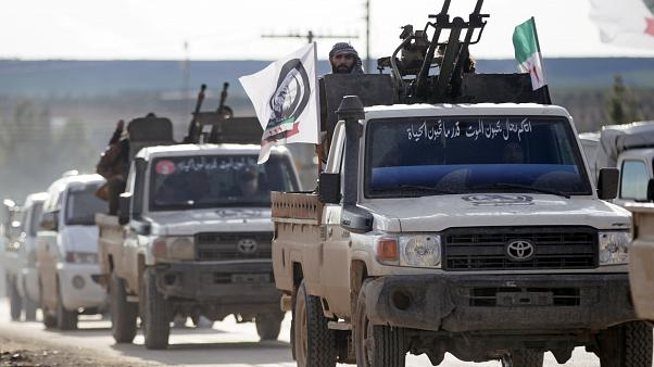 Orosz-török egyeztetés Szíriáról