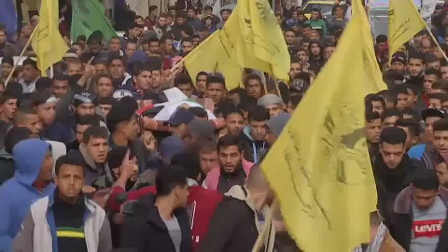 Zusammenstöße im Gazastreifen: ein Palästinenser getötet