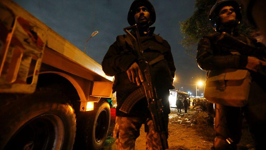 El atentado en Guiza deja cuatro muertos y una decena de heridos