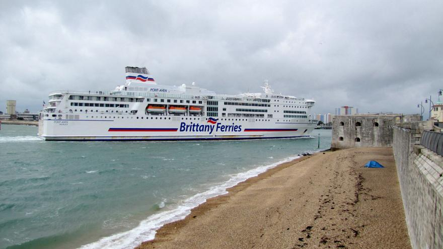 UK to spend €118 million on extra ferries in case of no-deal Brexit