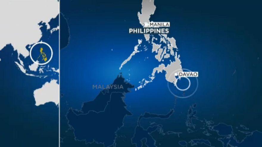 Πανικός από σεισμό 6,9 Ρίχτερ στις Φιλιππίνες