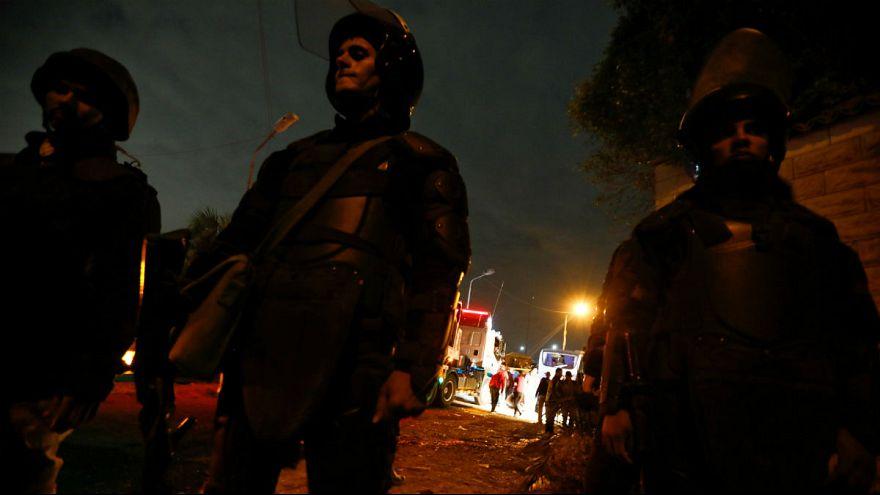 عملیات گسترده نیروهای امنیتی مصر علیه جهادگرایان؛ ۴۰ «تروریست» کشته شدند