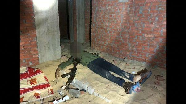 """السلطات المصرية تعلن قتل 40 """"إرهابياً"""" في الجيزة وشمال سيناء"""
