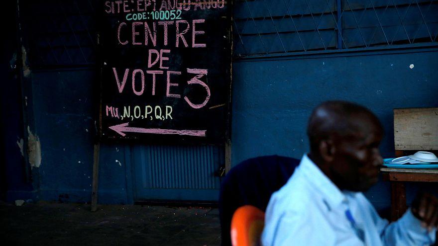 Demokratik Kongo Cumhuriyeti'nde sandıklar kapandı, protestolar can aldı: 2 ölü