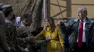 بی احتیاطی ترامپ احتمالا هویت نیروهای ویژه آمریکا را فاش کرده است