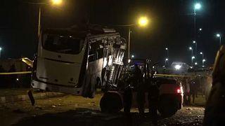 40 iszlamistával végeztek az egyiptomi hatóságok