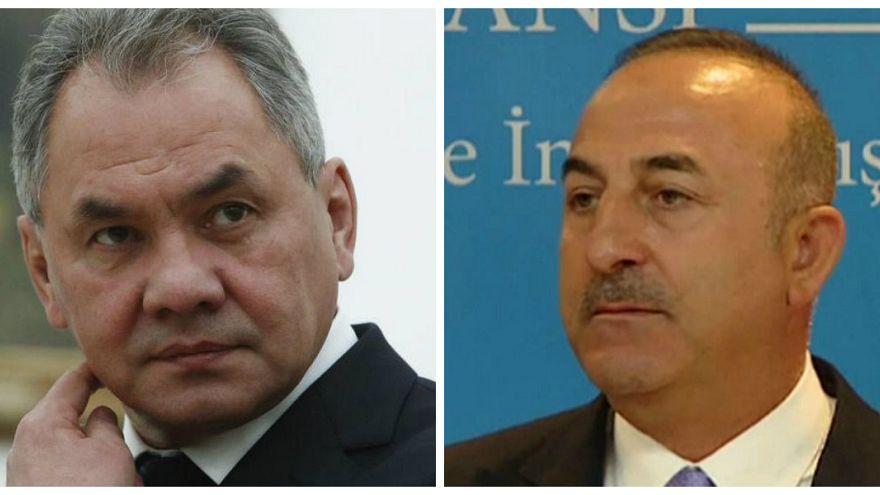 موسكو وأنقرة تبحثان سحب القوات الأمريكية من سوريا