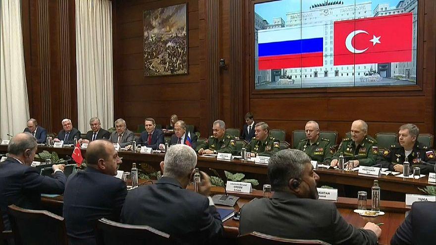 Россия и Турция согласовали сирийскую политику