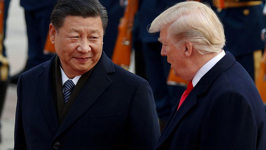 Trump: Çin ile uzun ve çok iyi bir telefon görüşmesi yaptık