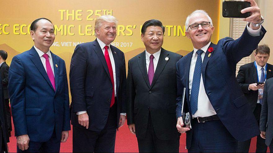 ترامپ: در گفتگوهای تجاری چین و آمریکا «یک پیشرفت بزرگ» حاصل شده است