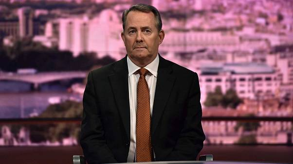 Liam Fox said there's a 50-50 chance Brexit may be stopped