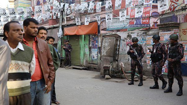 Выборы в обстановке повышенных мер безопасности