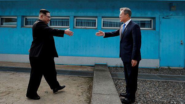 نامۀ کیم جونگ-اون به مون جائه-این: همدیگر را بیشتر ببینیم