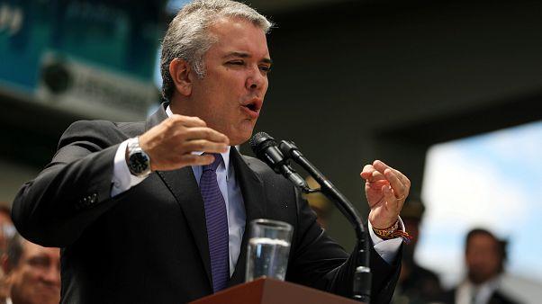 كولومبيا تعتقل فنزويليين في إطار تحقيق في مؤامرات لاغتيال رئيسها