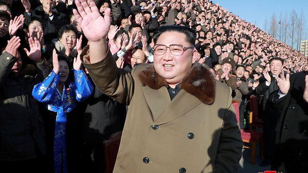Kuzey Kore lideri Kim Jong-Un'dan Güney Kore'ye barış mektubu